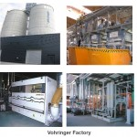 Vohringer Laminate Flooring Manufacturing Machines