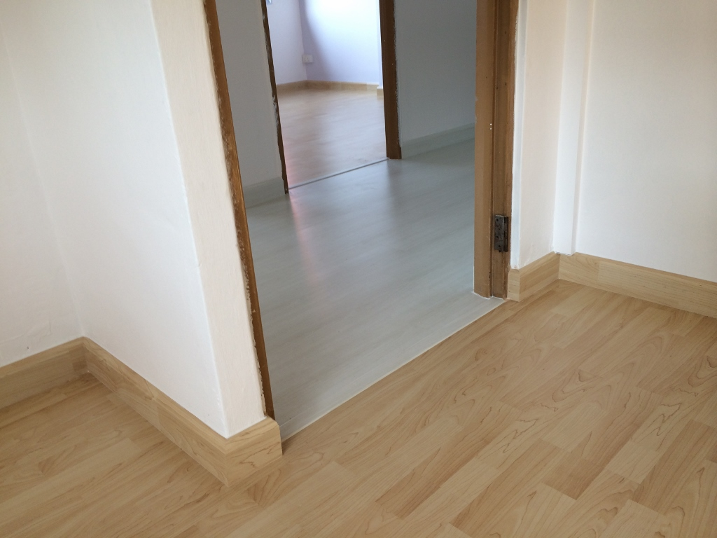 Laminate Wood Floor Brazilian Maple Photo 2
