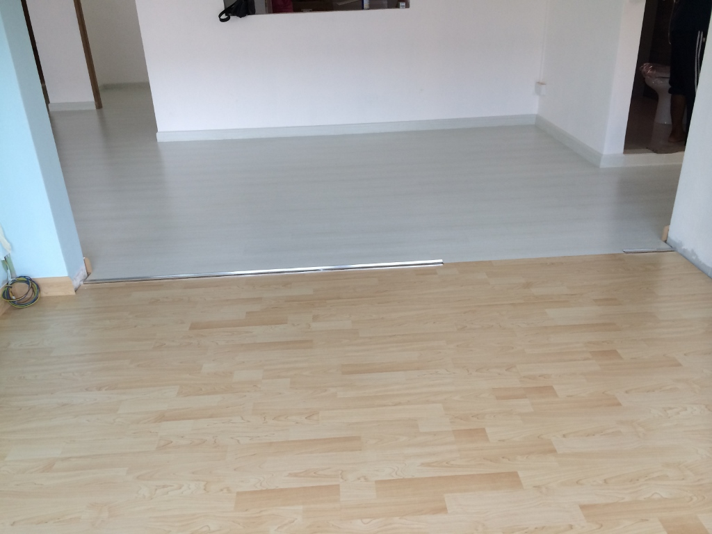 Laminate Wood Floor Brazilian Maple Photo 4
